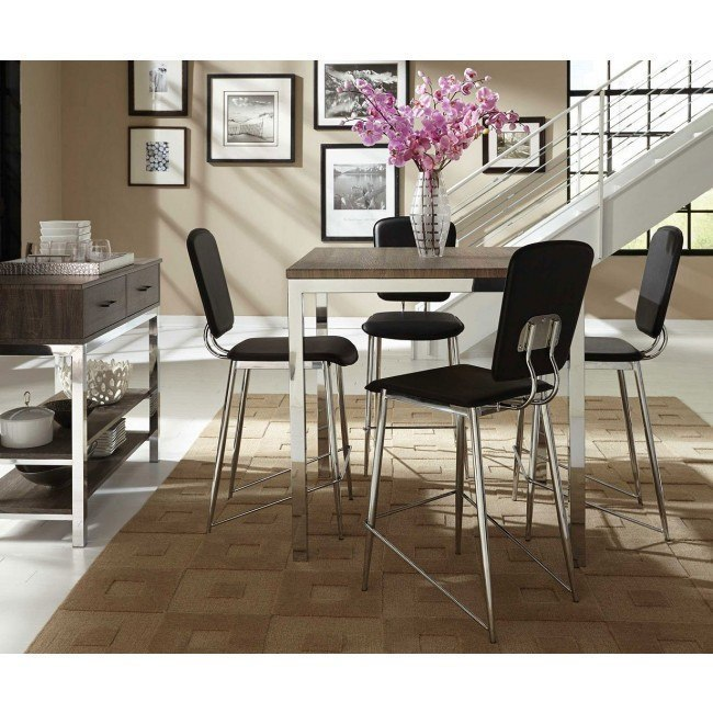 Eldridge Counter Height Dining Room Set