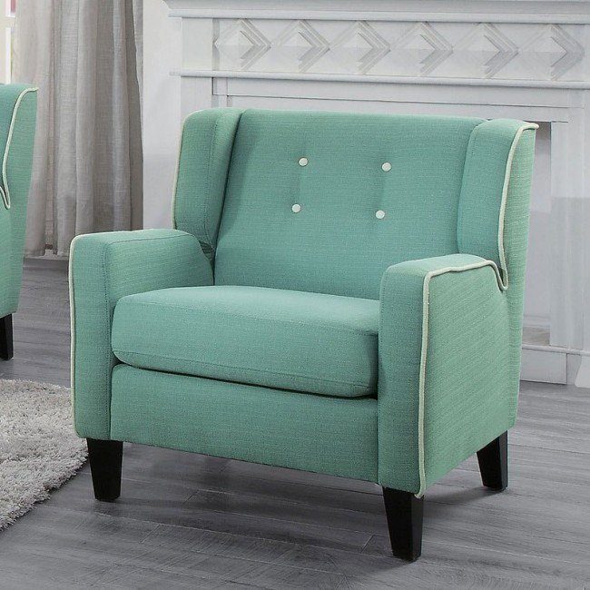 Roweena Chair (Teal)