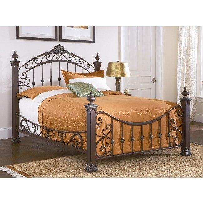 Jackson Metal Bed