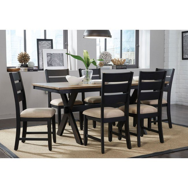 Braydon 7-Piece Dining Room Set