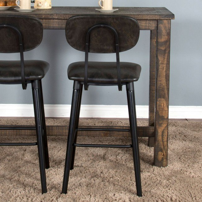Marvelous Black 30 Inch Barstool Pabps2019 Chair Design Images Pabps2019Com