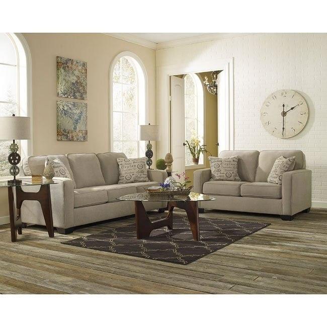 Alenya Quartz Living Room Set