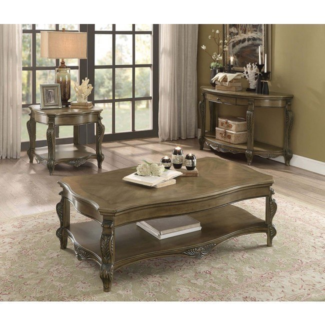 Moorewood Park Occasional Table Set