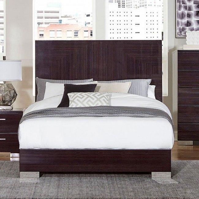 Moritz Low Profile Bed