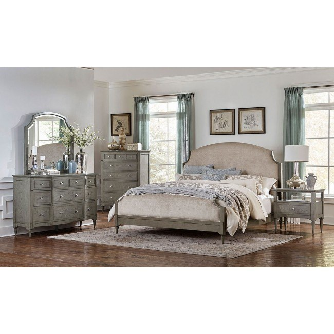 Albright Panel Bedroom Set