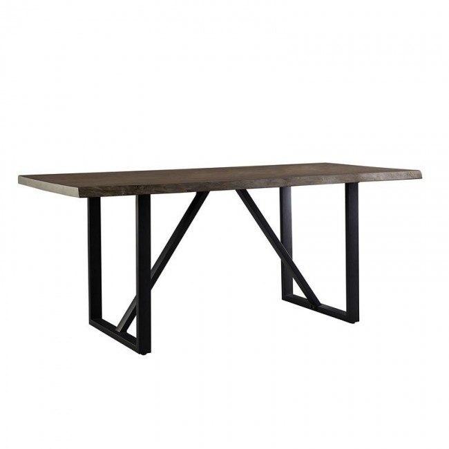 Sierra Dining Table Oak By Standard