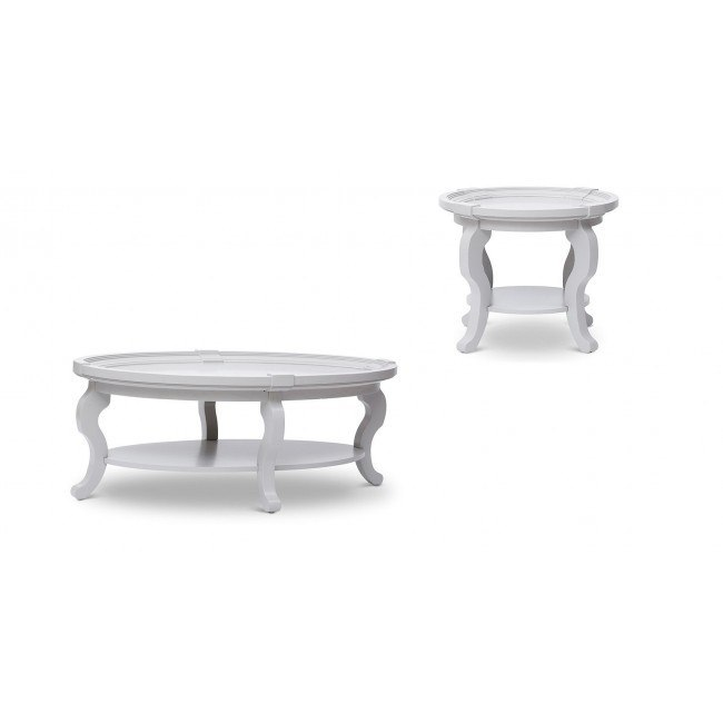 Chateau Oval Occasional Table Set