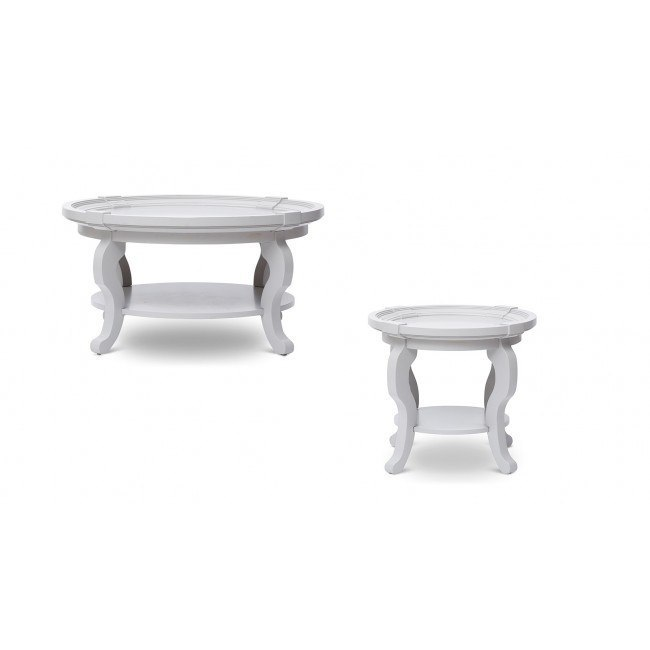Chateau Round Occasional Table Set