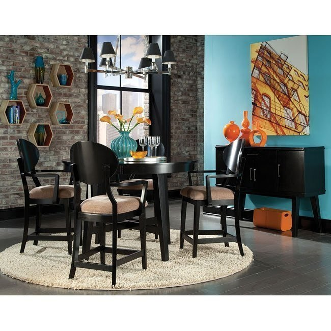 Bryant Counter Height Dining Room Set