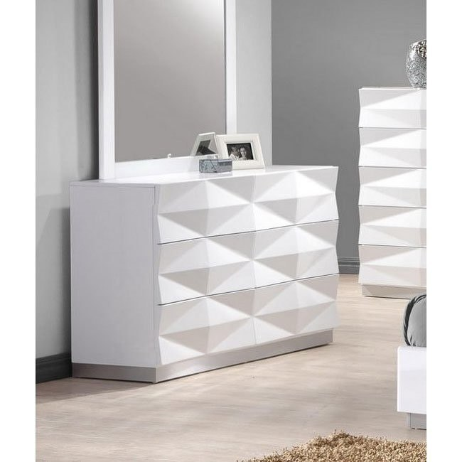 Verona 6 Drawer Dresser