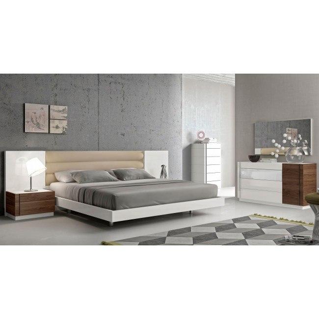Lisbon Platform Bedroom Set