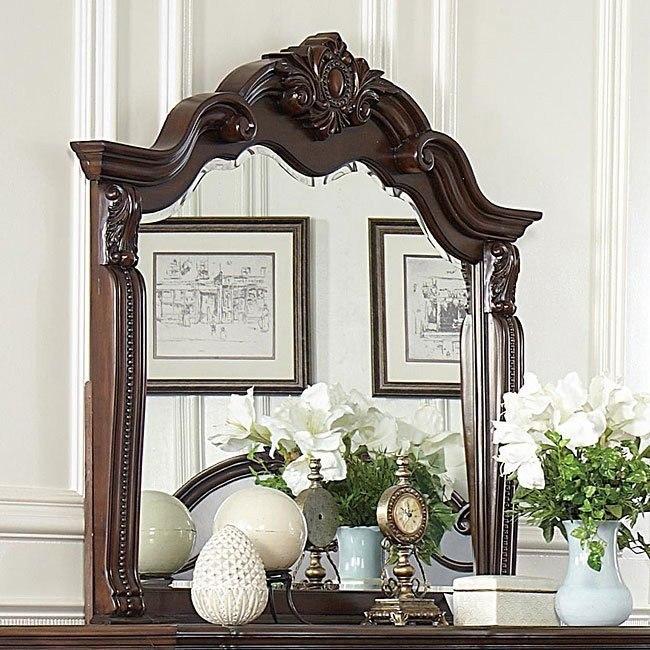 Hadley Row Mirror