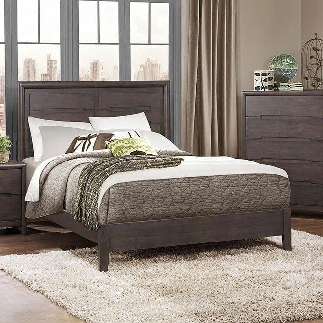 Lavinia Low Profile Bed