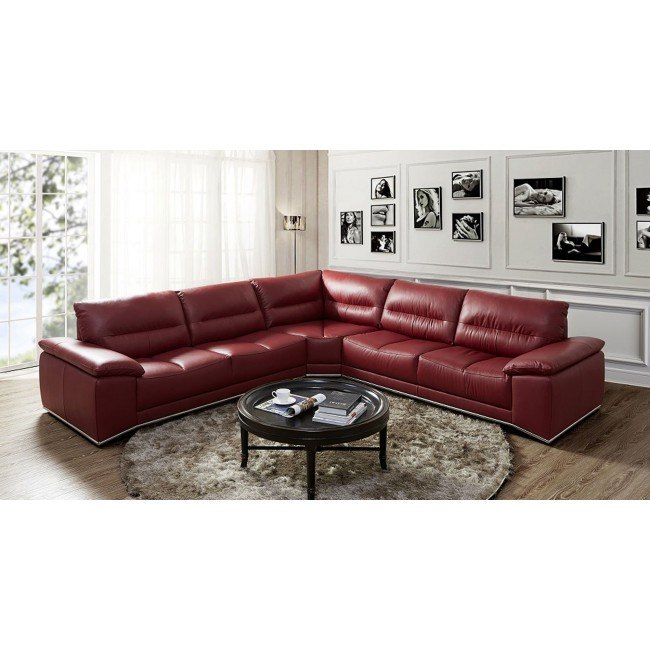 Valentino Premium Leather Sectional
