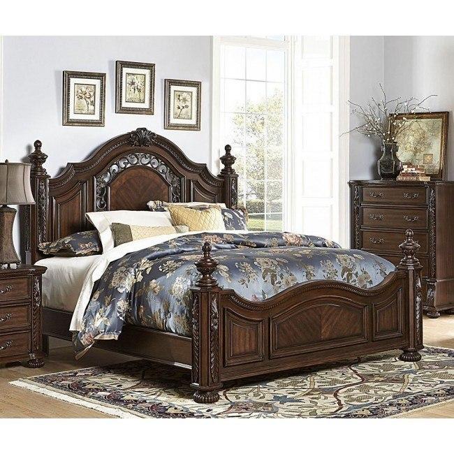 Augustine Court Bed