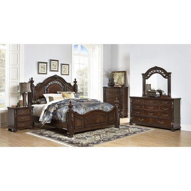 Augustine Court Bedroom Set