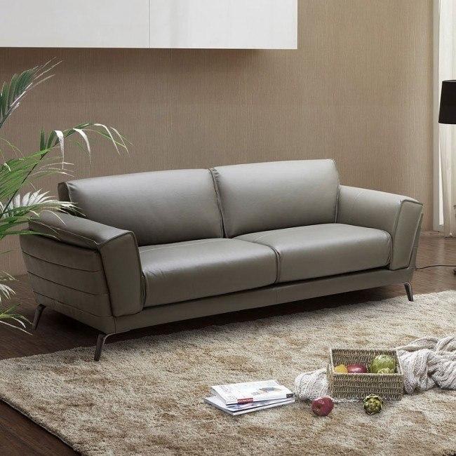 Berlin Italian Leather Sofa