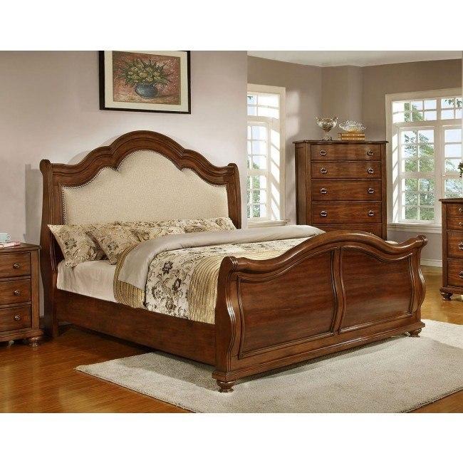 Davina Sleigh Bed