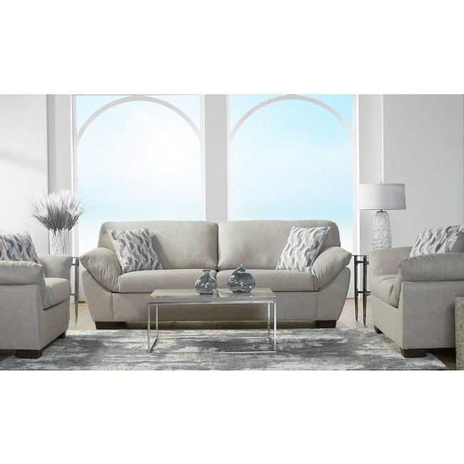 18400 Series Dolphin Taupe Living Room Set