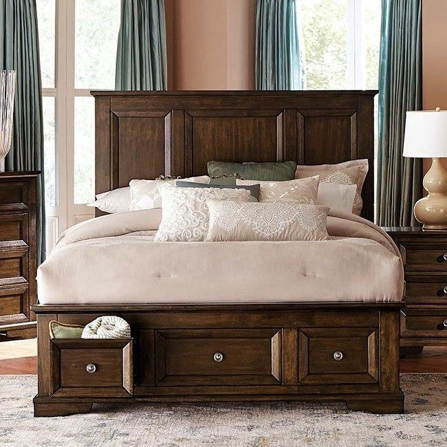 Eunice Storage Bed