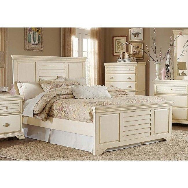 Laurinda Panel Bed