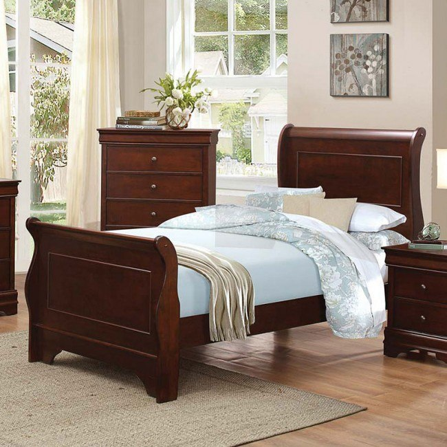 Abbeville Youth Sleigh Bed
