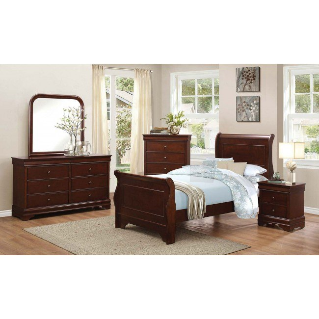 Abbeville Youth Sleigh Bedroom Set