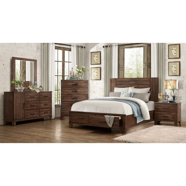 Brazoria Storage Bedroom Set