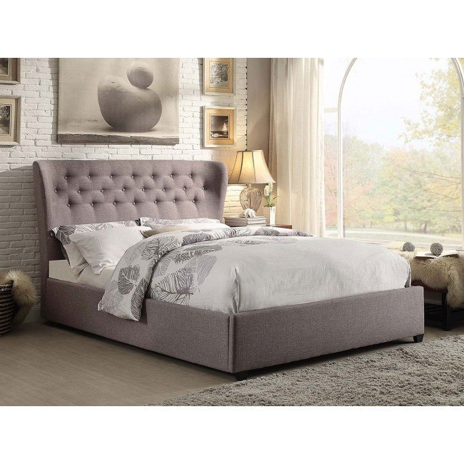 Wade Upholstered Bed