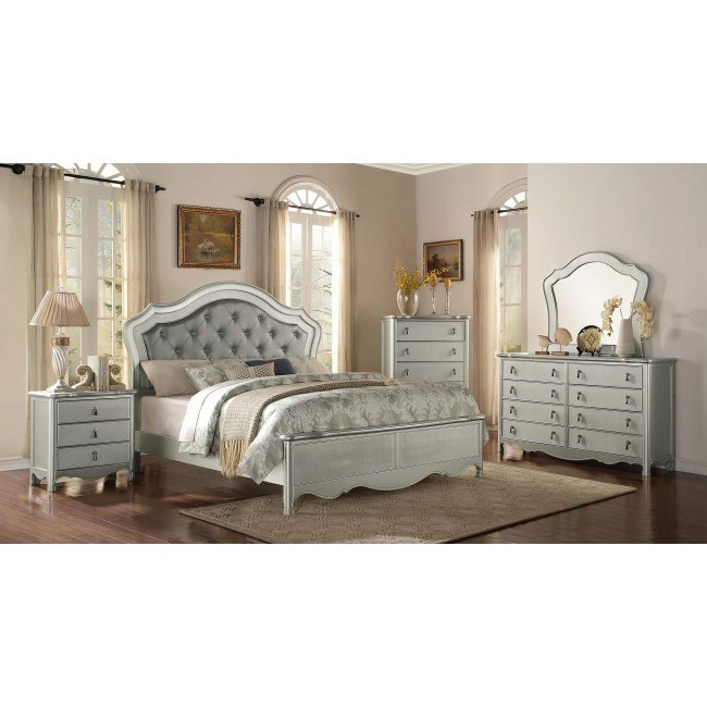 Toulouse Panel Bedroom Set