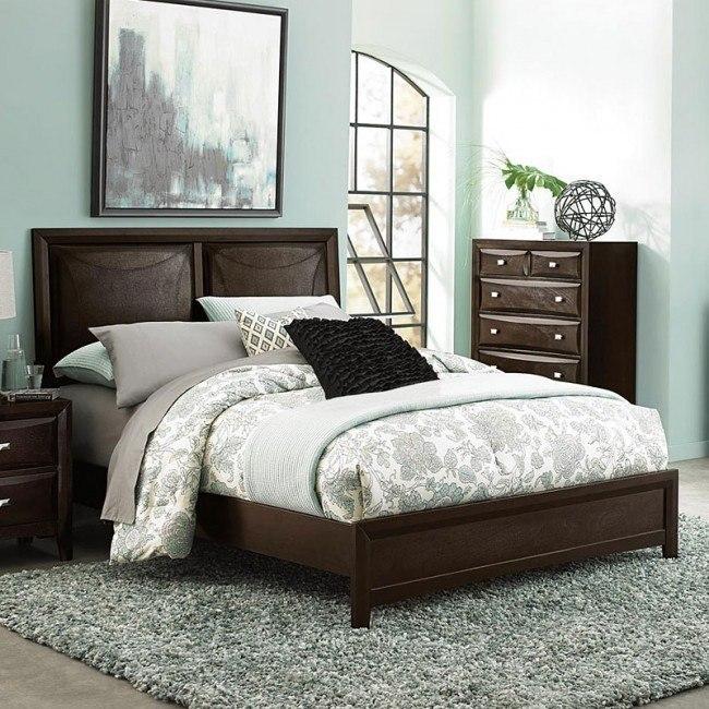 Summerlin Panel Bed