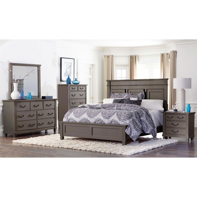 Granbury Panel Bedroom Set