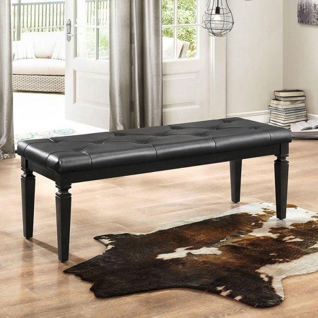 Allura Bench (Black)