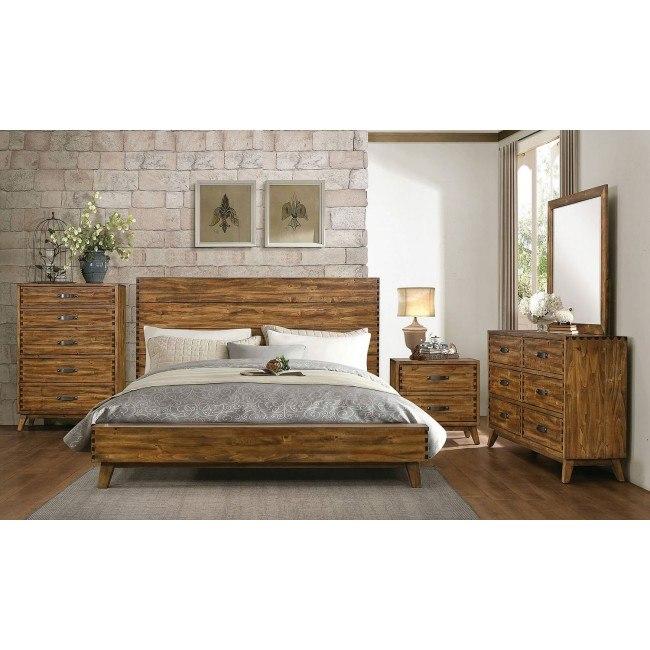 Sorrel Platform Bedroom Set