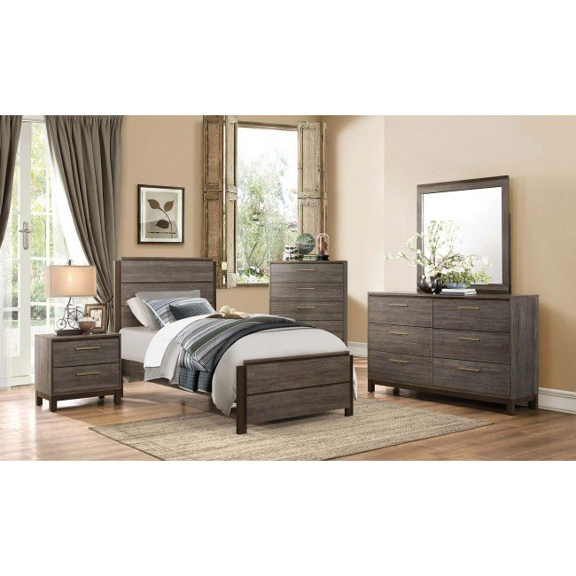 Vestavia Youth Panel Bedroom Set