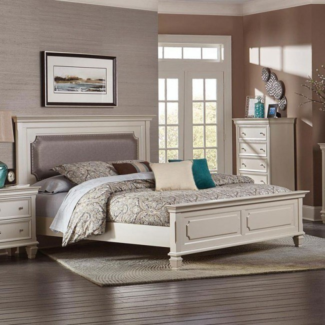 Odeon Panel Bed