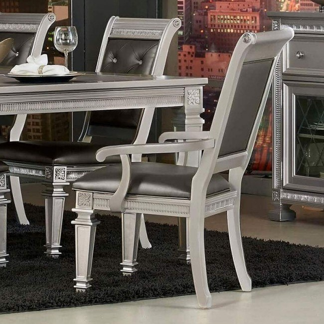 Bevelle Arm Chair (Set of 2)
