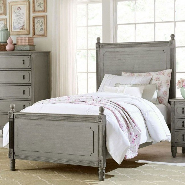 Aviana Youth Panel Bed