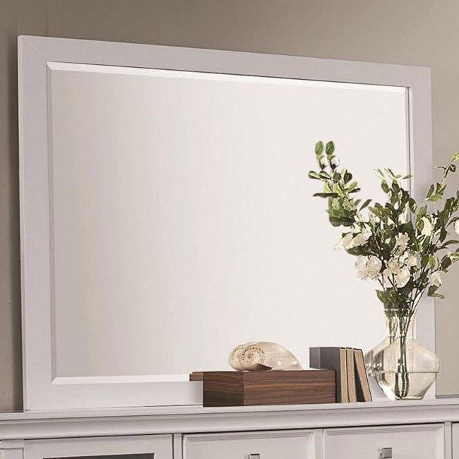 Camellia Mirror (White)