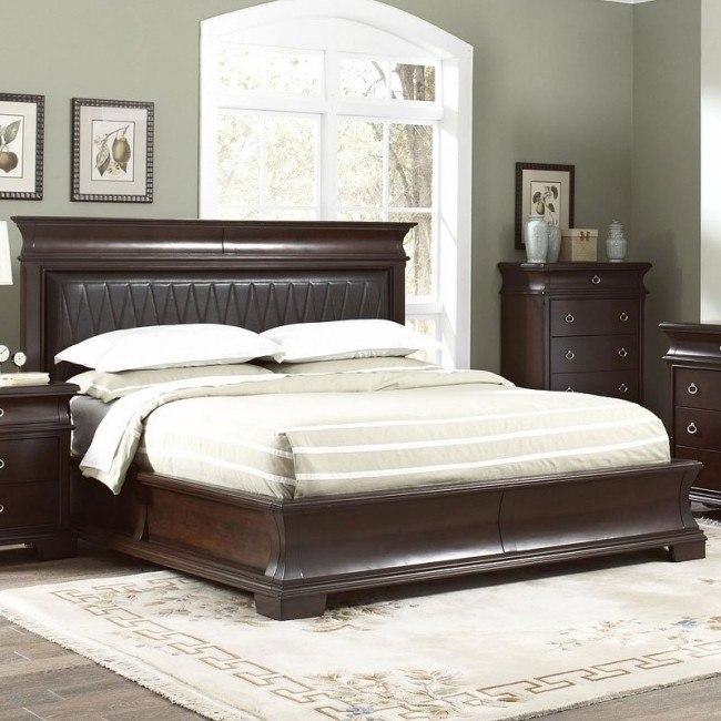 Kurtis Low Profile Bed