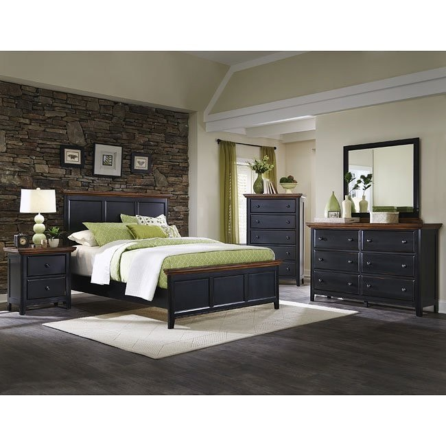 Mabel Youth Panel Bedroom Set