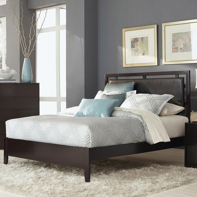 Hudson Low Profile Bed