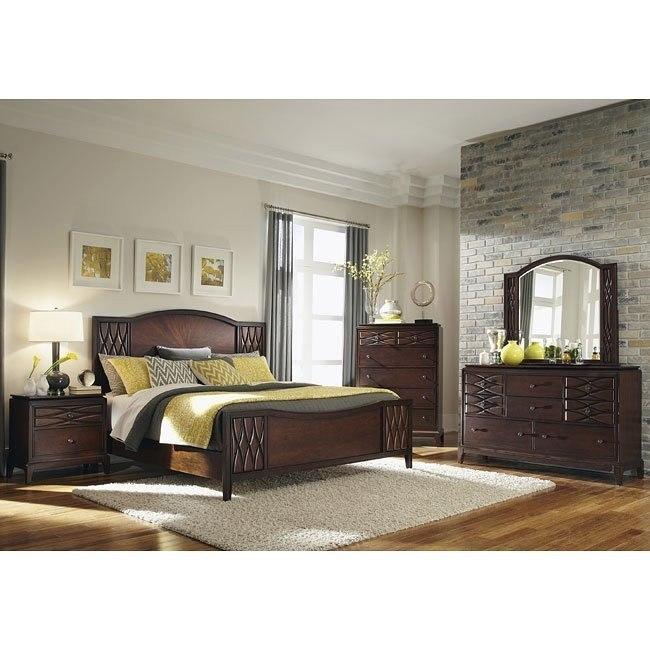 Salisbury Panel Bedroom Set