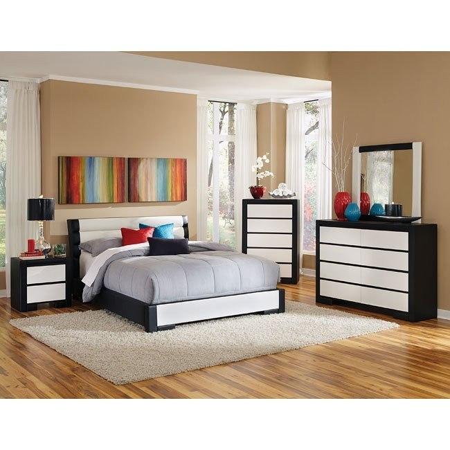 Kimball Upholstered Bedroom Set