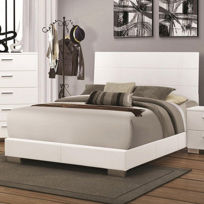 Felecity Low Profile Bed