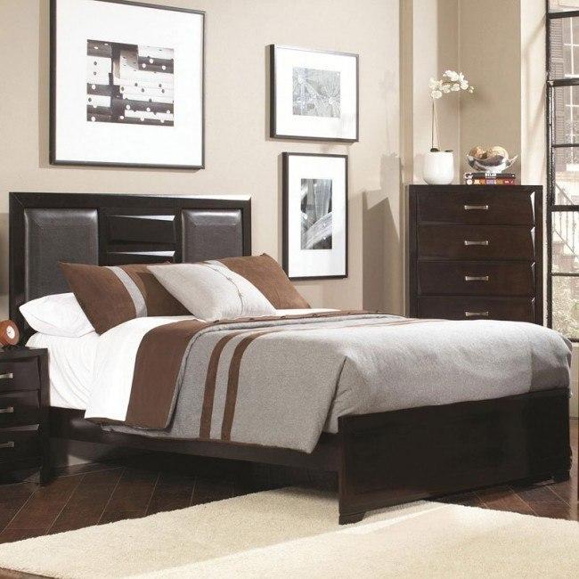 Palmetto Panel Bed