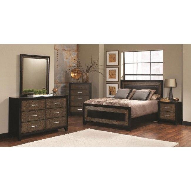 Landon Panel Bedroom Set