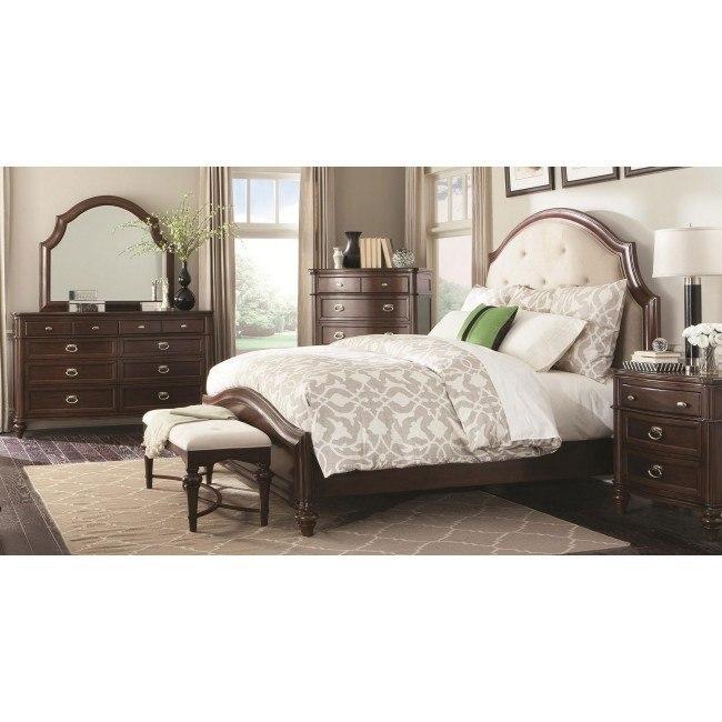 Sherwood Panel Bedroom Set