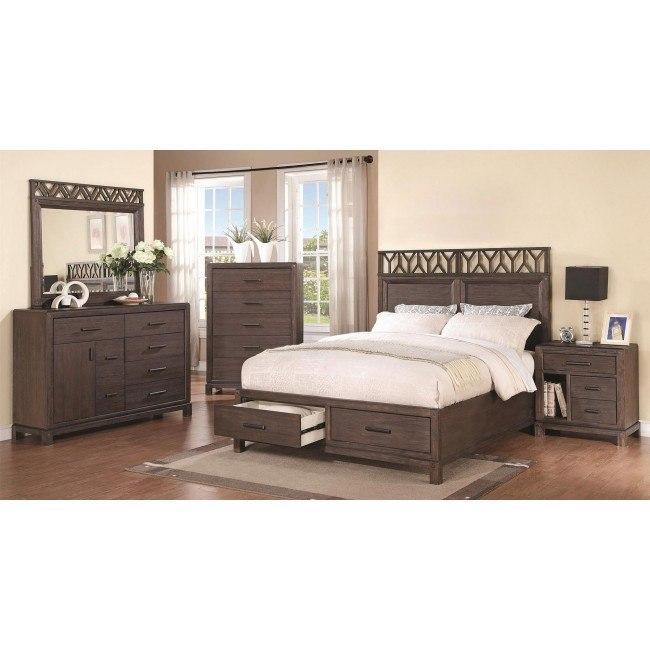 Grayson Storage Bedroom Set