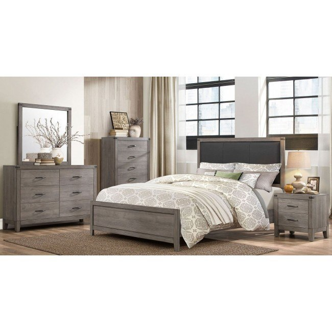 Woodrow Panel Bedroom Set